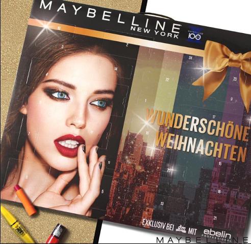 Www.maybelline.de Gewinnspiel