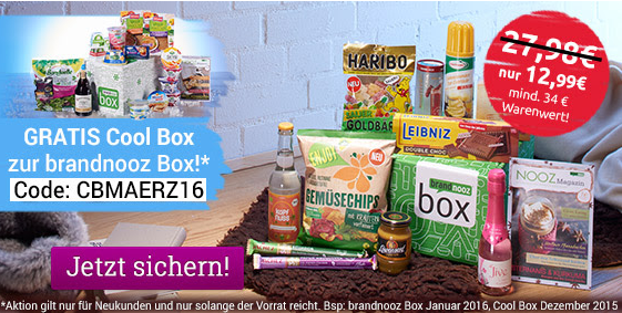 Gratis Cool Box