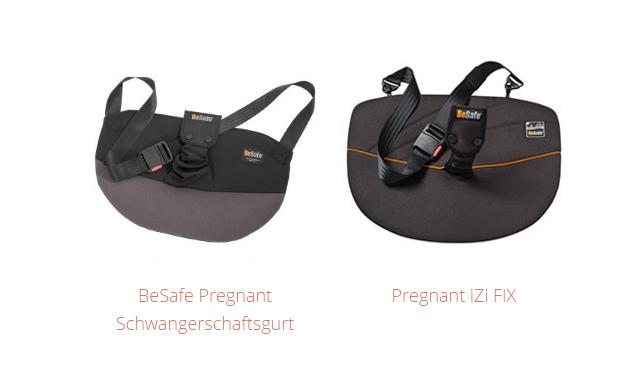 Schwangerschaftsgurte- Foto von BeSafe