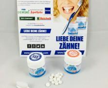 10 Produkttester für DENTTABS Zahnputz-Tabletten gesucht!