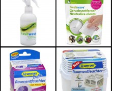 Gewinne ein großes Produktpaket von HUMYDRY!