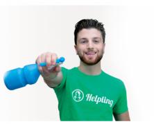 Gewinne einen gratis Putzkraft – in unserem Testbericht zu Helpling.de