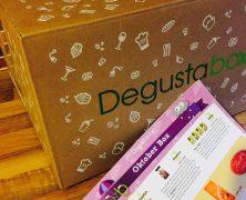 Die Degustabox Oktober – Unboxing