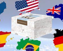 Seit 04.12. im Online Adventskalender: 3x je eine spezielle Cosmopol Box!