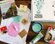Die Trendraider Box April – Kunterbunt