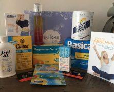 Gesund durchs Jahr mit der Sanicare Box – bei uns mit 5€ Rabatt!