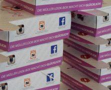 NUR HEUTE – Gewinne eine Müller LookBox!