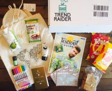Die Trendraider Juni Box – On the road