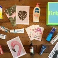Die Brigitte Box – Gewinne bei uns die Geburtstags-Edition!