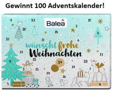 DM Adventskalender Gewinnspiel! Gewinnt 100 Kalender