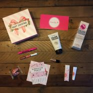 Die Pink Box in der Merry Christmas 2017 Edition