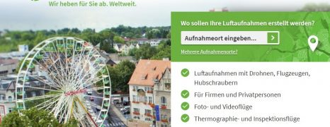 Luftaufnahmen.net – Für alle die Luftaufnahmen suchen und anbieten