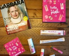 Pretty in Pink- die Pink Box September